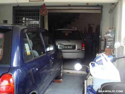 How to Park your vehicles Inside Your House